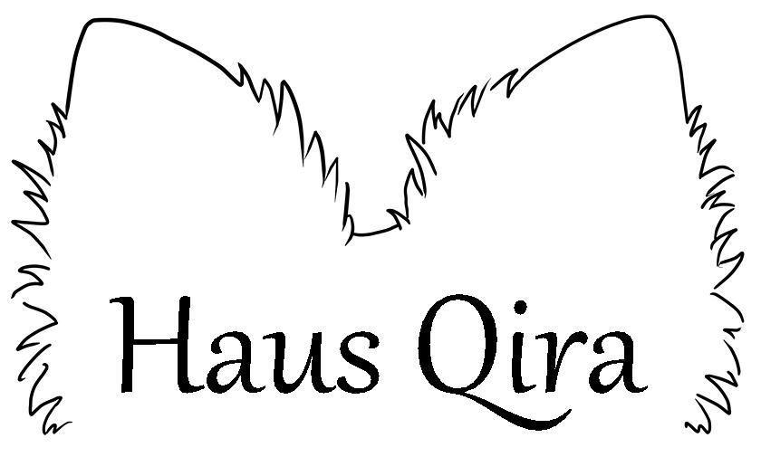 Haus Qira har fået designet logo